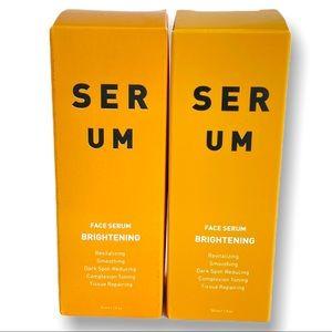 NEW 2 Sealed Vitamin C Serums